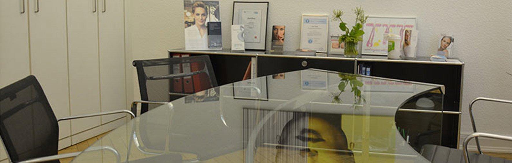 Alster-Klinik Besprechungsraum