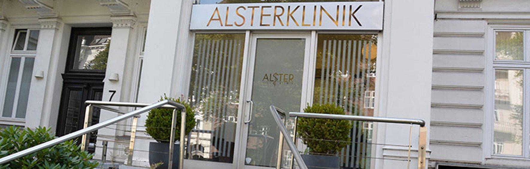 Alster-Klinik Schoenheitschirurgie Eingang