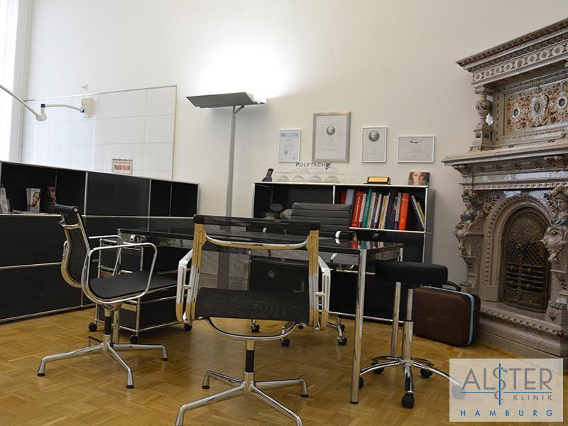 Besprechungsraum 2 Alster-Klinik Hamburg