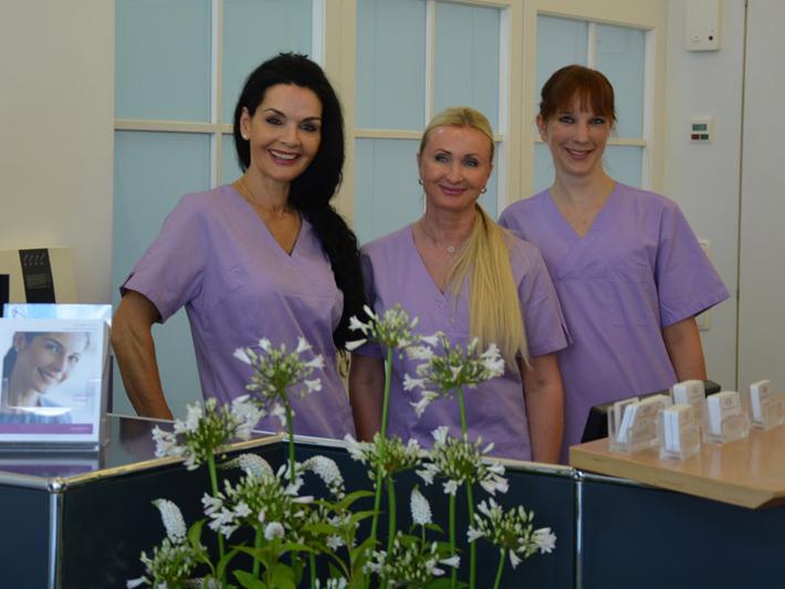 Krankenschwestern der Alster Klinik Hamburg