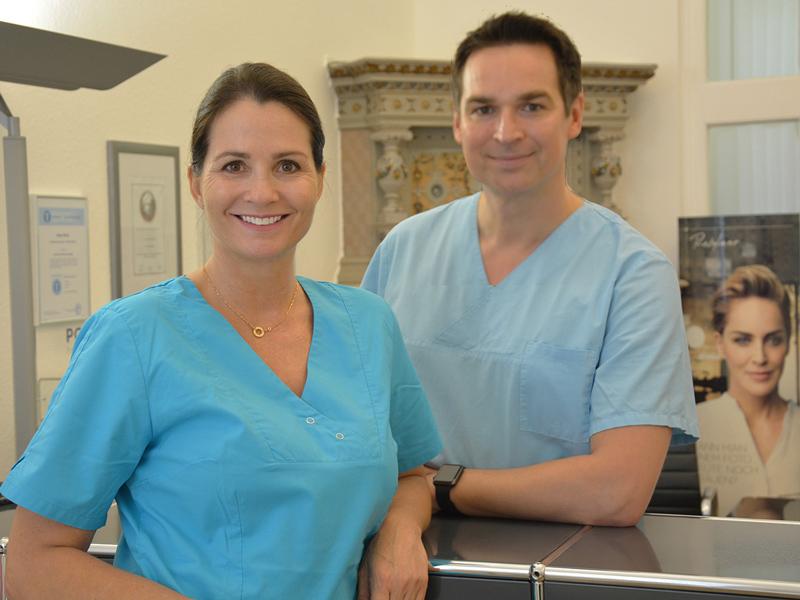 Ärzte-Team der Alster Klinik Hamburg